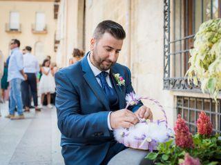 La boda de Toñi y Antonio 1