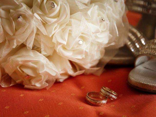 La boda de Felipe y Aura en Santa Maria (Isla De Ibiza), Islas Baleares 3