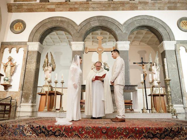 La boda de Felipe y Aura en Santa Maria (Isla De Ibiza), Islas Baleares 6