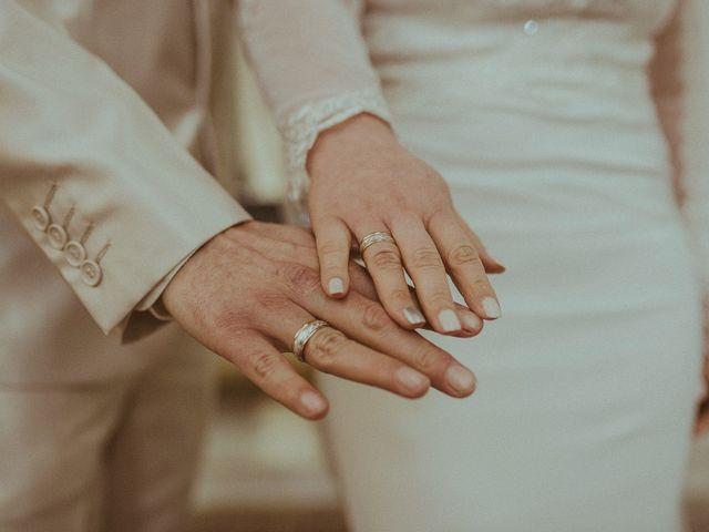 La boda de Felipe y Aura en Santa Maria (Isla De Ibiza), Islas Baleares 9