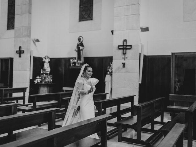 La boda de Felipe y Aura en Santa Maria (Isla De Ibiza), Islas Baleares 12