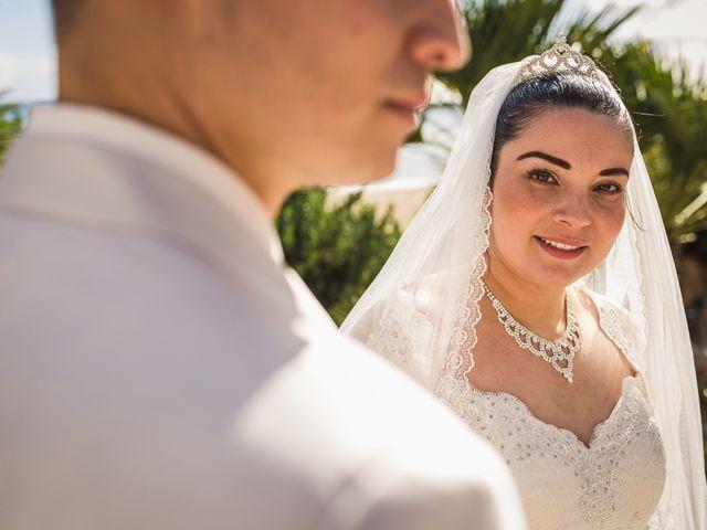 La boda de Felipe y Aura en Santa Maria (Isla De Ibiza), Islas Baleares 2