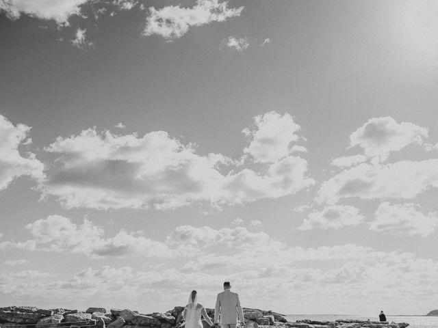 La boda de Felipe y Aura en Santa Maria (Isla De Ibiza), Islas Baleares 14