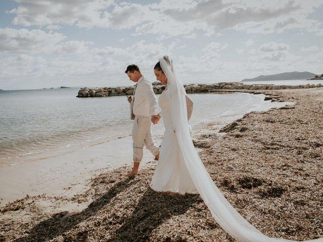 La boda de Felipe y Aura en Santa Maria (Isla De Ibiza), Islas Baleares 16