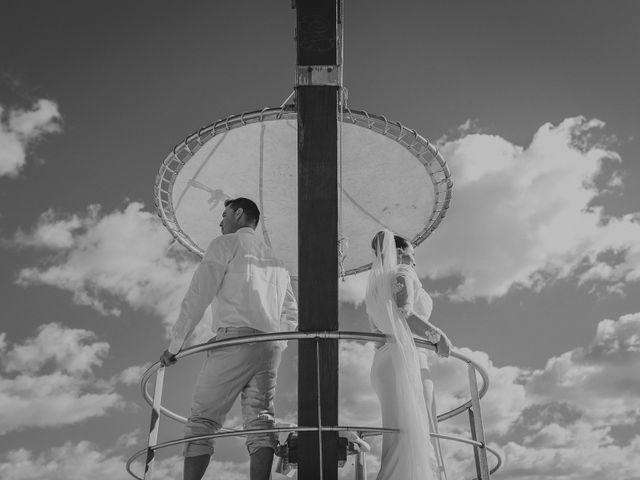 La boda de Felipe y Aura en Santa Maria (Isla De Ibiza), Islas Baleares 17