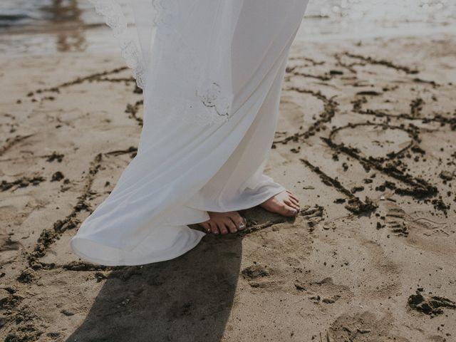 La boda de Felipe y Aura en Santa Maria (Isla De Ibiza), Islas Baleares 20