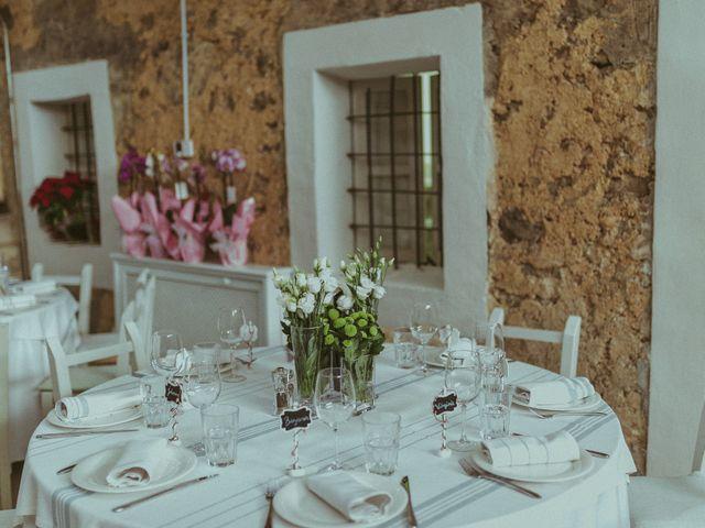 La boda de Felipe y Aura en Santa Maria (Isla De Ibiza), Islas Baleares 25