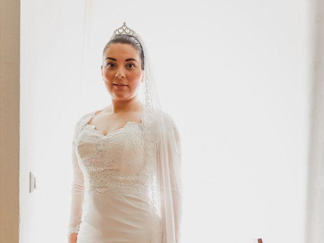 La boda de Felipe y Aura en Santa Maria (Isla De Ibiza), Islas Baleares 27
