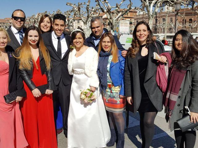 La boda de Daniel  y Karen  en Alcalá De Henares, Madrid 6