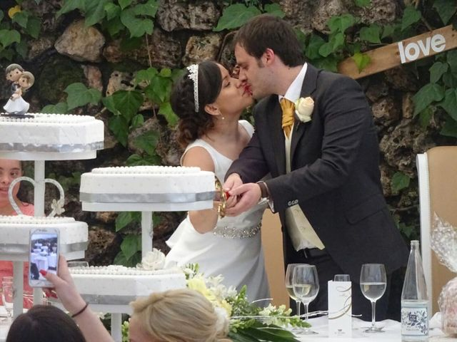 La boda de Daniel  y Karen  en Alcalá De Henares, Madrid 7
