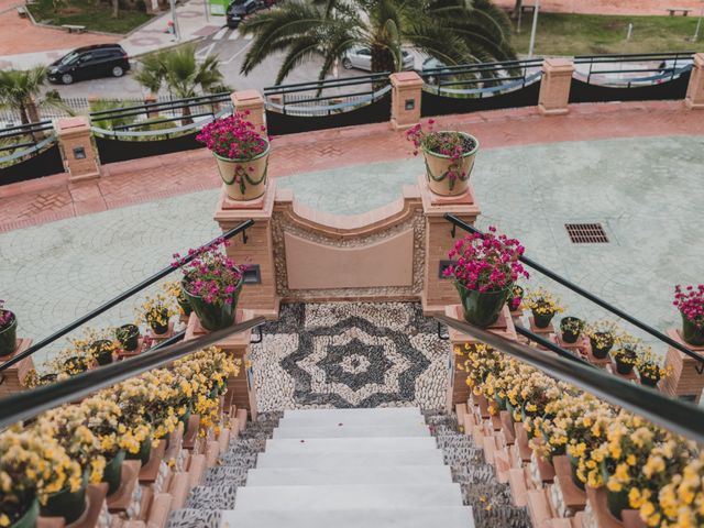 La boda de Ricardo y Olga en Alhaurin De La Torre, Málaga 16