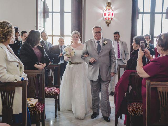 La boda de Ricardo y Olga en Alhaurin De La Torre, Málaga 18