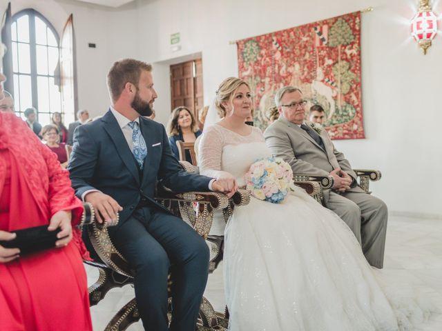 La boda de Ricardo y Olga en Alhaurin De La Torre, Málaga 19