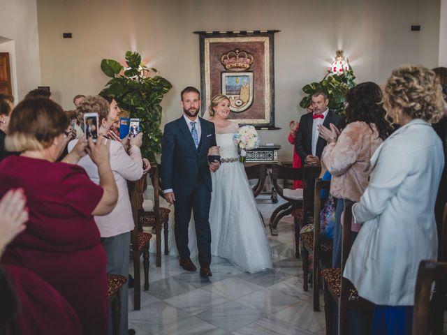 La boda de Ricardo y Olga en Alhaurin De La Torre, Málaga 23