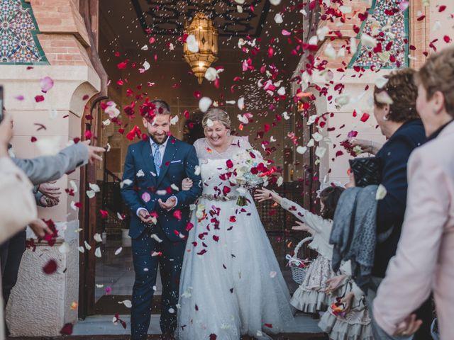 La boda de Ricardo y Olga en Alhaurin De La Torre, Málaga 25