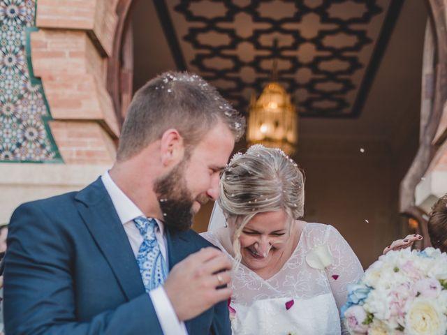 La boda de Ricardo y Olga en Alhaurin De La Torre, Málaga 26