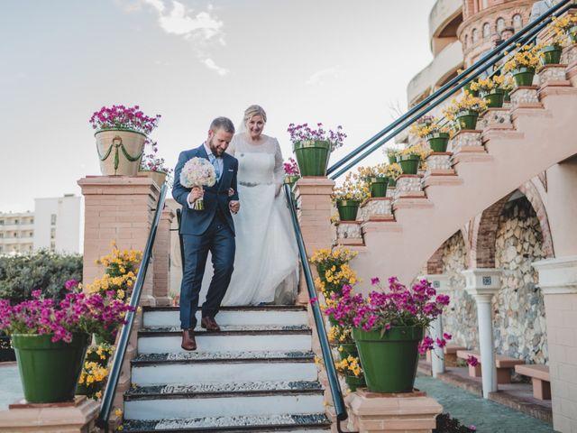 La boda de Ricardo y Olga en Alhaurin De La Torre, Málaga 27