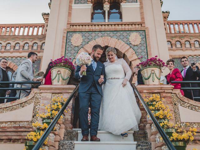 La boda de Ricardo y Olga en Alhaurin De La Torre, Málaga 28
