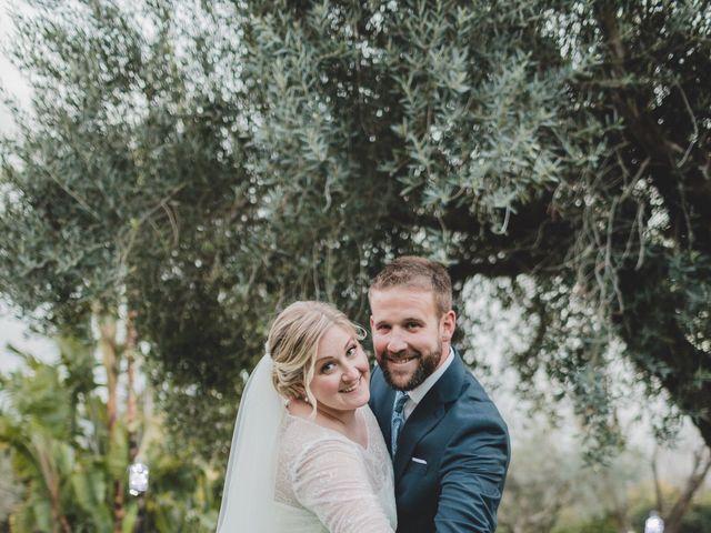 La boda de Ricardo y Olga en Alhaurin De La Torre, Málaga 30