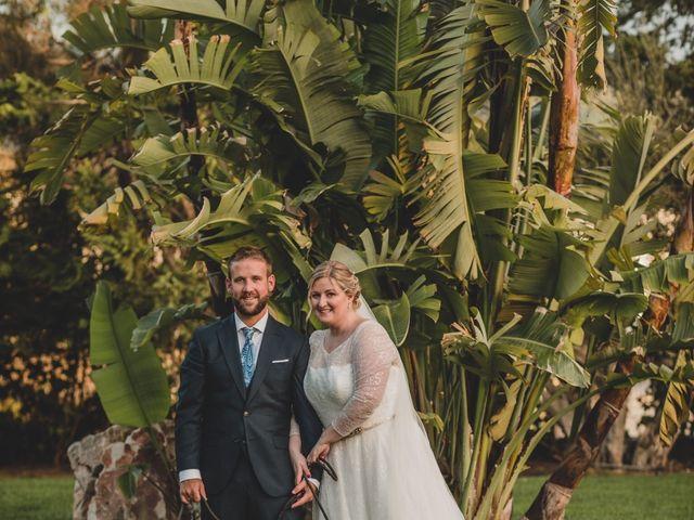 La boda de Ricardo y Olga en Alhaurin De La Torre, Málaga 39