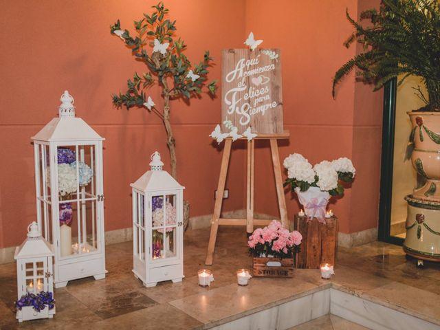 La boda de Ricardo y Olga en Alhaurin De La Torre, Málaga 41