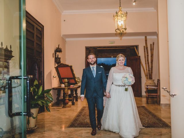 La boda de Ricardo y Olga en Alhaurin De La Torre, Málaga 45