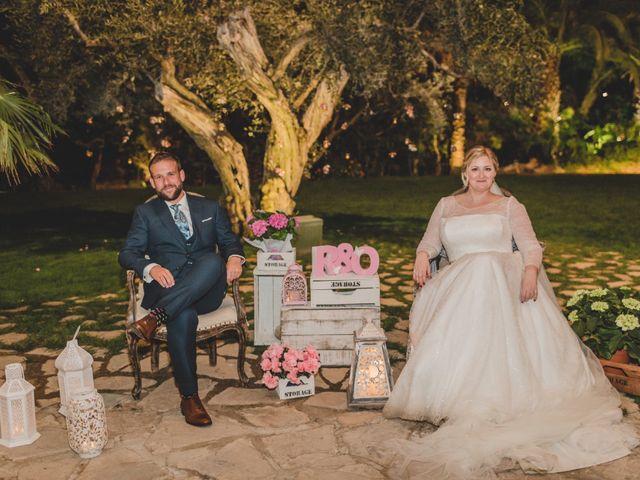 La boda de Ricardo y Olga en Alhaurin De La Torre, Málaga 49