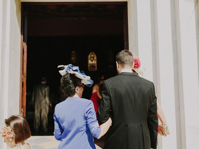 La boda de Gonzalo y Marina en Málaga, Málaga 43