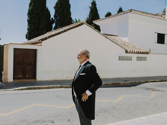La boda de Gonzalo y Marina en Málaga, Málaga 45