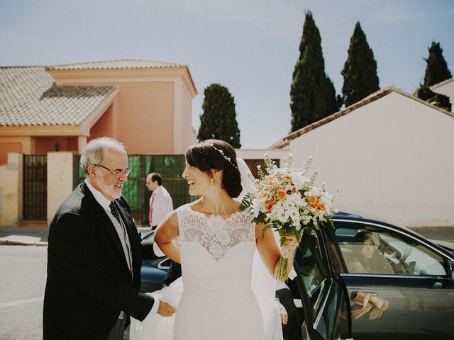 La boda de Gonzalo y Marina en Málaga, Málaga 47
