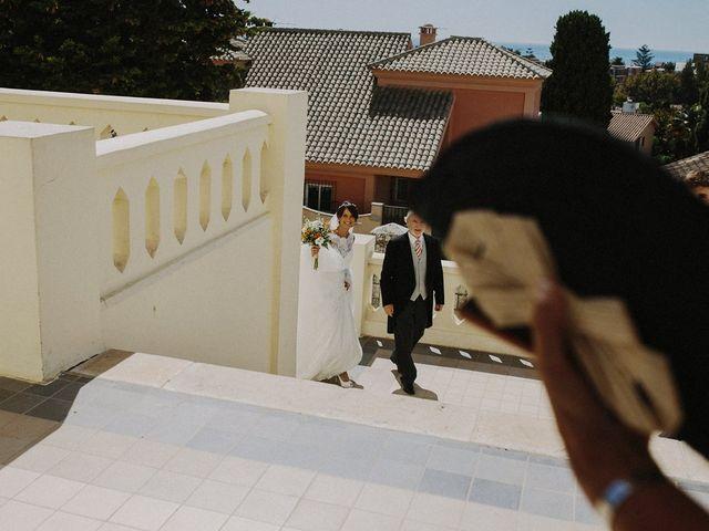 La boda de Gonzalo y Marina en Málaga, Málaga 50