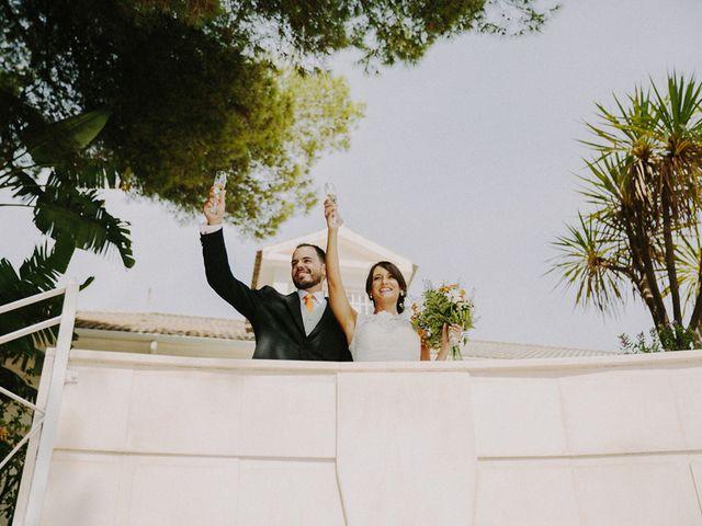 La boda de Gonzalo y Marina en Málaga, Málaga 76