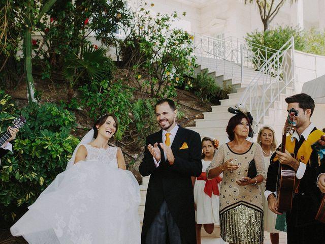 La boda de Gonzalo y Marina en Málaga, Málaga 81