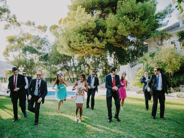 La boda de Gonzalo y Marina en Málaga, Málaga 106