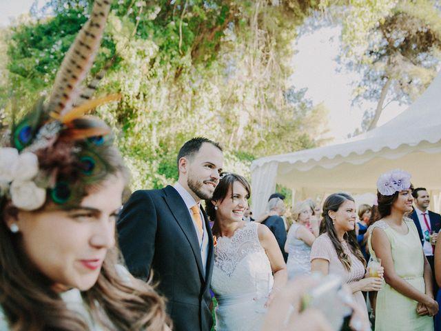La boda de Gonzalo y Marina en Málaga, Málaga 107