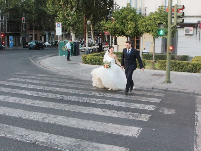 La boda de Silvia y Santi
