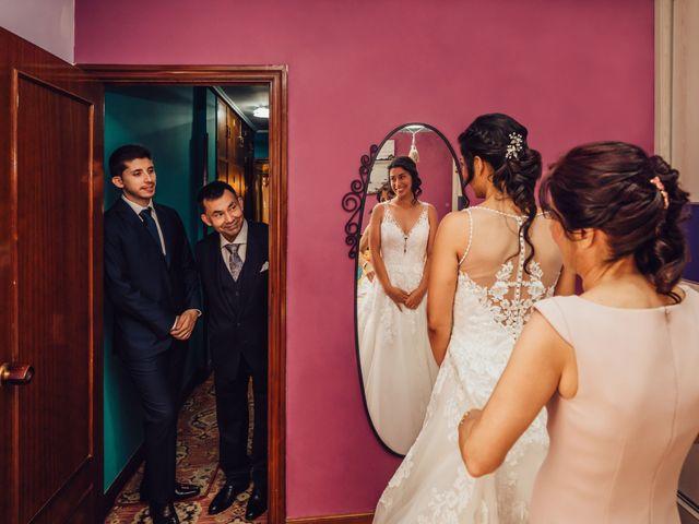 La boda de Janire y Rubén en Dima, Vizcaya 11