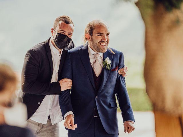 La boda de Janire y Rubén en Dima, Vizcaya 20