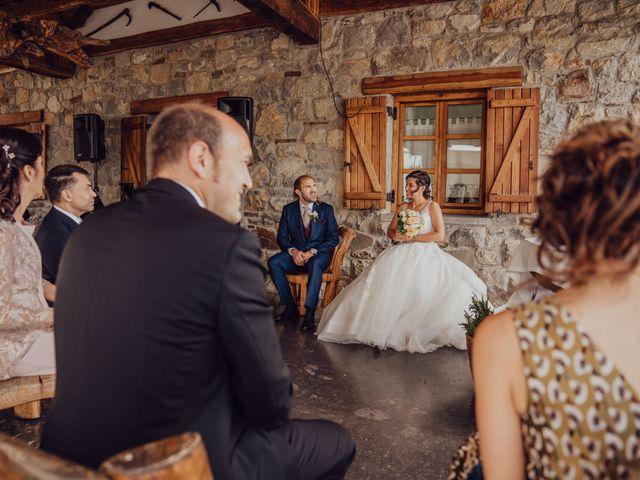 La boda de Janire y Rubén en Dima, Vizcaya 25