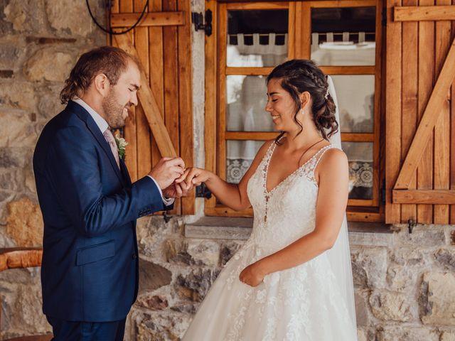 La boda de Janire y Rubén en Dima, Vizcaya 30
