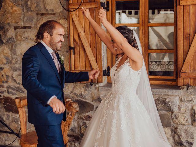 La boda de Janire y Rubén en Dima, Vizcaya 31