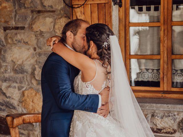 La boda de Janire y Rubén en Dima, Vizcaya 32