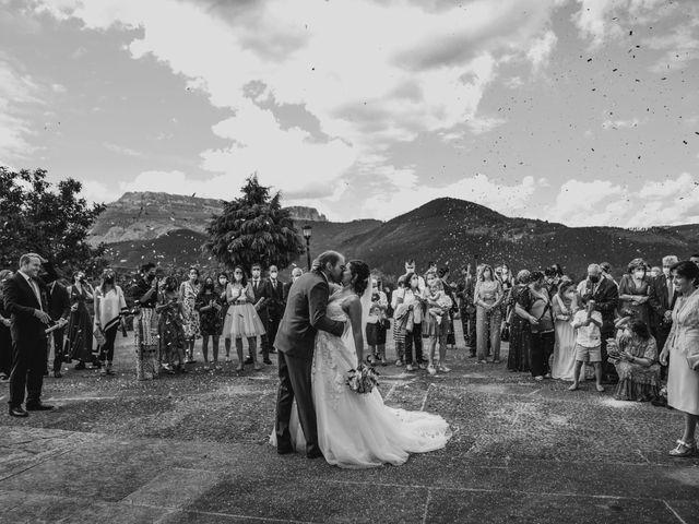 La boda de Janire y Rubén en Dima, Vizcaya 34