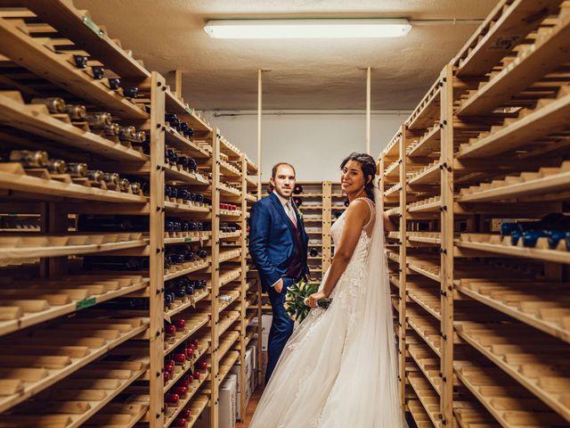 La boda de Janire y Rubén en Dima, Vizcaya 35