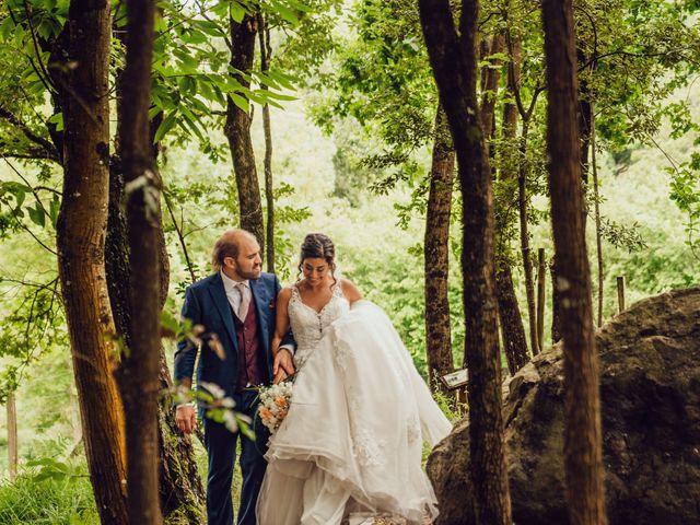 La boda de Janire y Rubén en Dima, Vizcaya 41