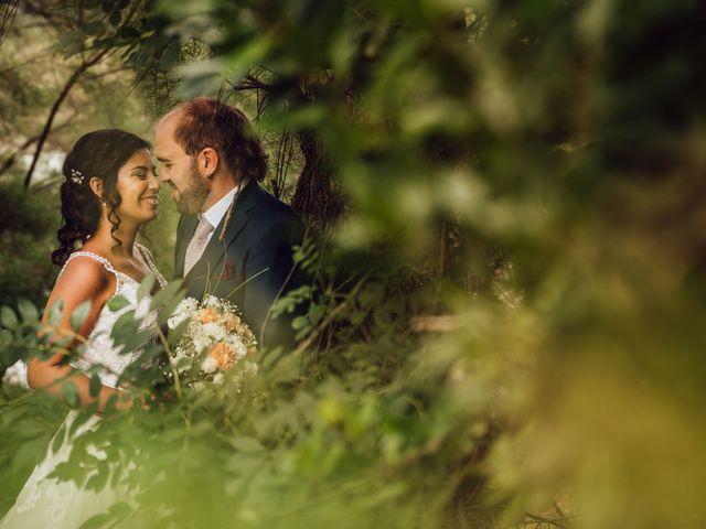 La boda de Janire y Rubén en Dima, Vizcaya 1