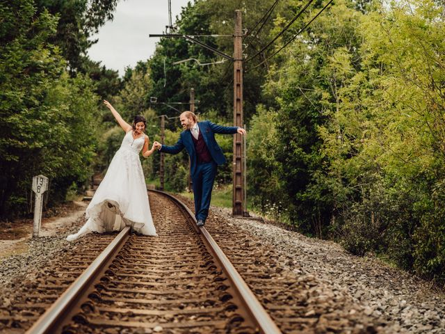 La boda de Rubén y Janire
