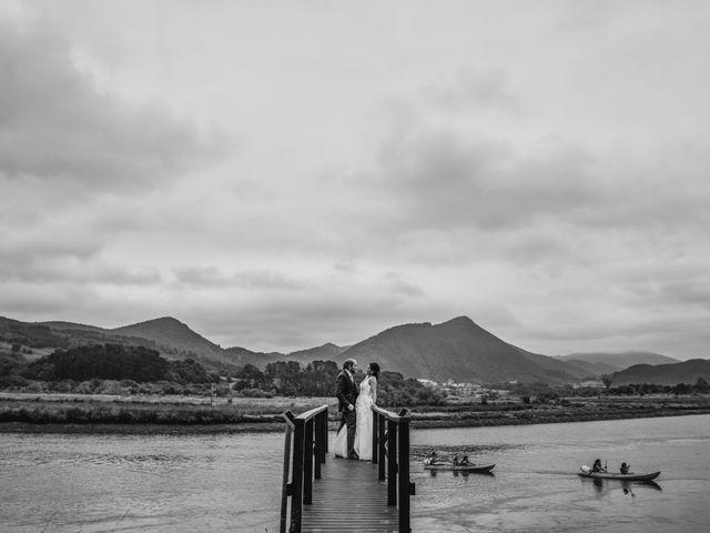 La boda de Janire y Rubén en Dima, Vizcaya 45