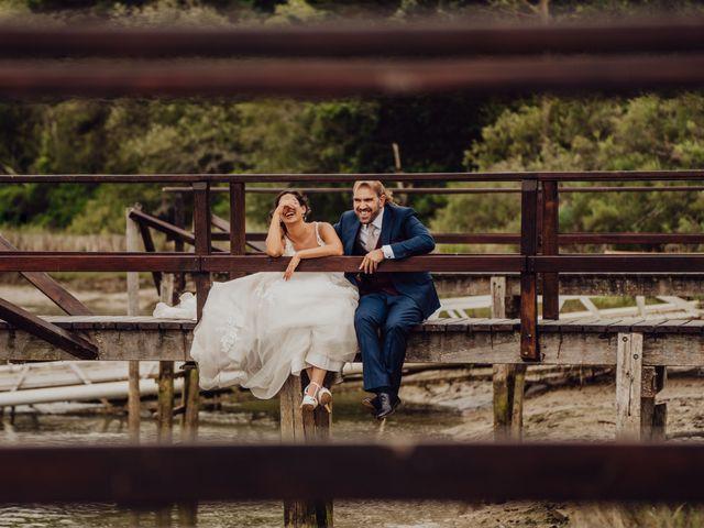 La boda de Janire y Rubén en Dima, Vizcaya 2