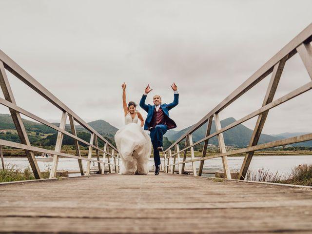 La boda de Janire y Rubén en Dima, Vizcaya 52